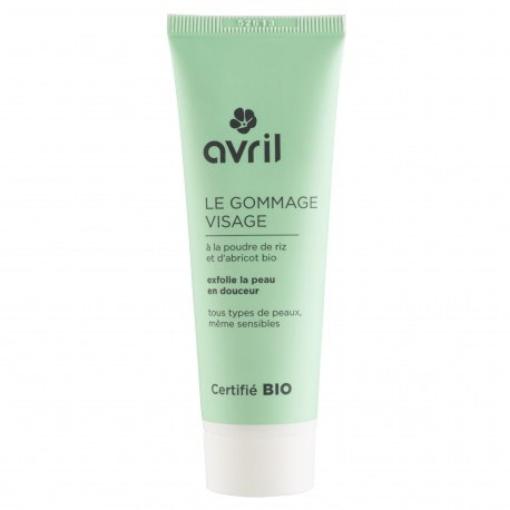 Exfoliante facial- 50ml-avril