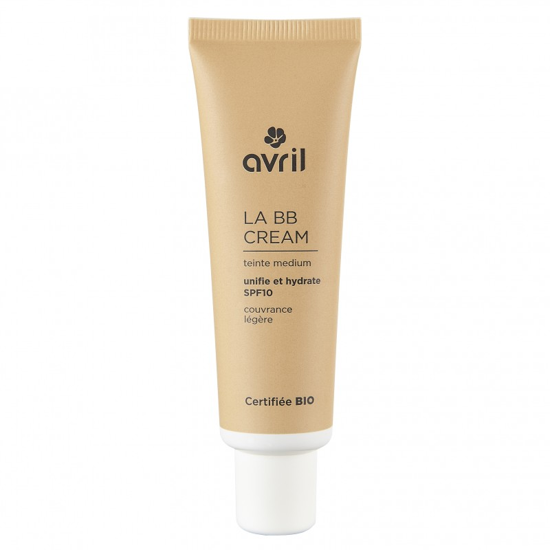 BB Cream piel tono medio 30ml – Avril