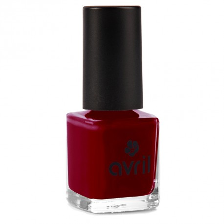 Esmalte de uñas  BORDEAUX N°671  7 ml Avril