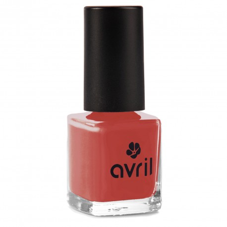 Esmalte de uñas Rouge Rétro n°732  7ml Avril