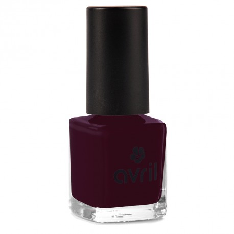 Esmalte de uñas   Prune n°82  7ml Avril