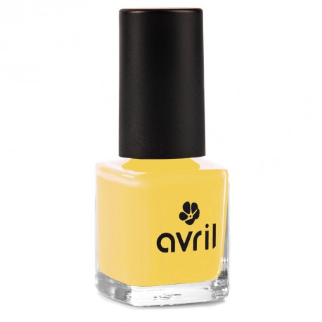 Esmalte de uñas   Jaune Curry n°680 7ml Avril